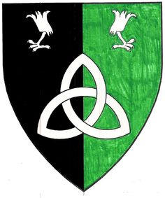 The arms of Uilliam Mór MacGregor