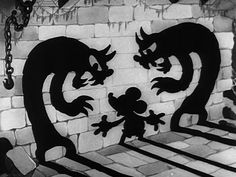 Discover & share this Mickey Mouse GIF with everyone you know. GIPHY is how you search, share, discover, and create GIFs. Mickey Mouse Cartoon, Vintage Mickey Mouse, Vintage Cartoon, Minnie Mouse, 1930s Cartoons, Old School Cartoons, Classic Cartoons, Dark Disney, Old Disney