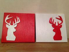 Reindeers for Christmas.