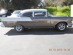 1957 Ceverolet Bel Air: Legendary Finds - Hot Rods, Race Cars, Classic Cars, Custom Cars, Sports Cars, cars for sale | Page 13