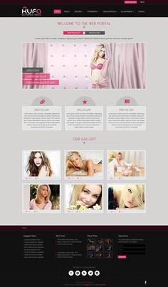 pink online Joomla store