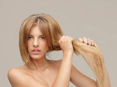 Tratamientos caseros para puntas abiertas del pelo