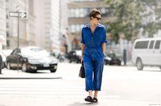 dianna lunt jumpsuit street style garance dore photos