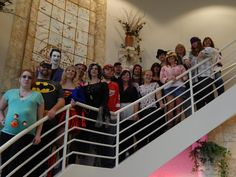 All of us at the Marco's Pizza corporate office hope you had an spooky Halloween!