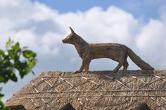 corn dolly on thatched roof - Google Search