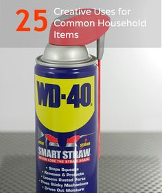 25 Creative Uses For Common Household Items