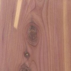 Aromatic Red Cedar - Hardwood Lumber from NWP - National Wood Products. Cedar Boards, Hardwood Plywood, Wood Sample, Learn Woodworking, Wood Dust, Red Cedar, Types Of Wood, Wood Species, Bamboo Cutting Board