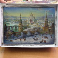 "Vladimir Monashov box ""Moskow"""