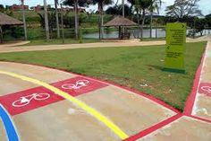 Resultado de imagem para design de sinalização parque