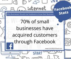 70% of small businesses have acquired customers through #Facebook You can too! https://yoursocialplan.com/#utm_sguid=106968,f5bd1500-a6b9-e9dc-a374-2fa3b8ce12ea