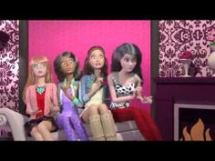 Barbie Life in the Dreamhouse   Lets Make A Doll HD