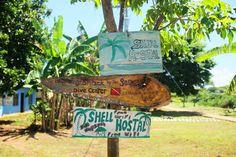 Hibiscus & Nomada : Corn Islands - Shell Hostal   Backpacking Travel Guide to Nicaragua - Stop Straveling, Start Exploring #Hibiscusandnomada