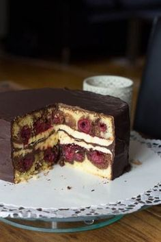 Donauwelle cake!
