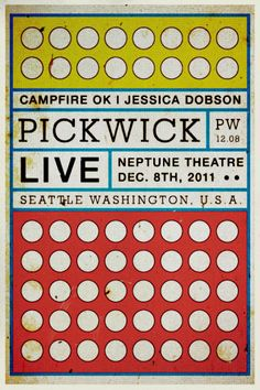 Pickwick, the best band you haven't heard.