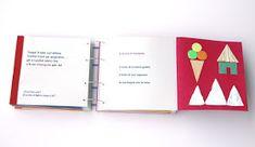 Topipittori: Esperienze / 6: Libri tattili e multisensoriali (seconda parte) Paper Book, Education, Quiet Books, Montessori, Feltro, Visual Impairment, Autism, Atelier, Teaching