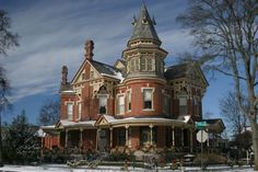 The Stunning Bed And Breakfast In Arkansas That's Straight Out Of A Fairy Tale