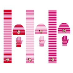 Bufanda + gorro + guantes minnie mouse  Este artículo lo encontrará en nuestra tienda on line de complementos  Www.worldmagic.es  info@worldmagic.es  951381126