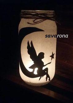 Magický lampášik. Autorka: savarona. Artmama.sk