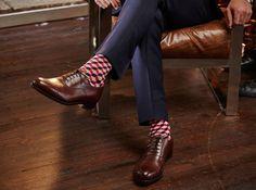 Cool or Classic? - Hackett London socks   #socks   #gift