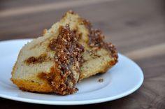 Gluten free cinnamon crumb cake #glutenfree #grainfree #paleo