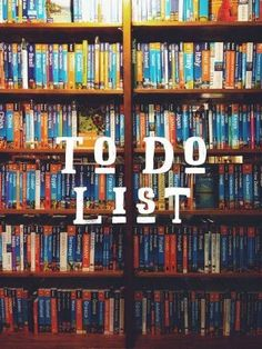Never ending to do list