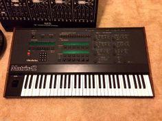MATRIXSYNTH: Oberheim Matrix-12 Vintage Synth Xpander x2 Analog...