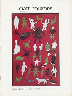 Craft Horizons magazine June 1974 (Volume 34, Number 3)