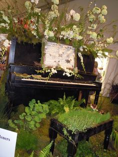 Piano Centerpiece