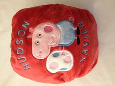 Finlay would love this George pig nappy George Pig, Beanie, Kids Rugs, Hats, Home Decor, Decoration Home, Kid Friendly Rugs, Hat, Room Decor