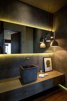 Gracias a una estrecha relación con la arquitectura y con el entorno, Estudio Felguérez logró un diseño interior para el buen vivir. #interiorescasasdiseño