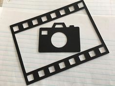 Film Strip Camera Stickers-Film Frame-Photo Stickers-Photo Album Frames-Camera Sticker-Planner Pages-Agendas-Scrapbooks-Bible Journals by PearCreekCottage on Etsy