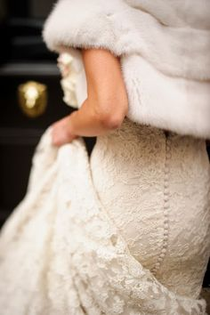 Winter Wedding// Boutique Bridal Party : Winter Wedding Inspiration #partyonbrides  // https://www.facebook.com/BoutiqueBridalParty