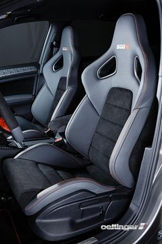 Review Oettinger Volkswagen Golf R500 Design Seating View Model