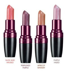 Avon Lipstick Shades For Spring 2012 | Fandiz India - Latest Indian Fashion Trends