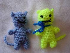 Scrappy kitty free pattern