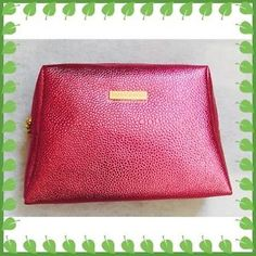 New ❤ Bare Minerals Hot Pink Makeup Case Bag Pretty ❤ Free Shipping | eBay