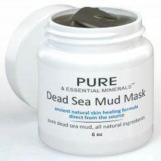 Pure & Essentials Minerals Dead Sea Mud Mask