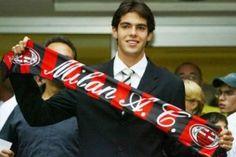 Calcio: è ufficiale Kakà ritorna al Milan » Spettegolando