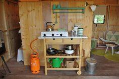 compleet mini keukentje