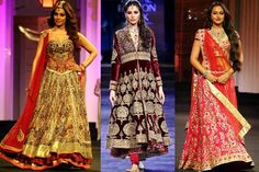 Get Inspired by Reel and Real Bollywood Brides