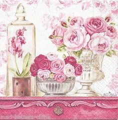free shabby chic decoupage images - Google Search