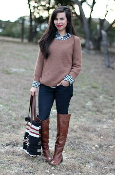 Rachel Lately | Austin Style Blogger: Over The Knee