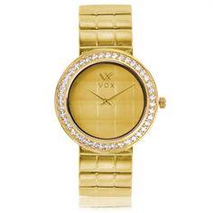 565f7aa4009 21 melhores imagens de Relogios femininos dourados