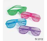 Favor for rock star/ fresh beat band party $5.99 for 12 oriental trading  ~ ended up buying some different cheap sunglasses at party city. they were a hit with the kids ~