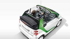 Découvrez la version cabriolet de la smart fortwo electric drive. À partir de 29 990 $.