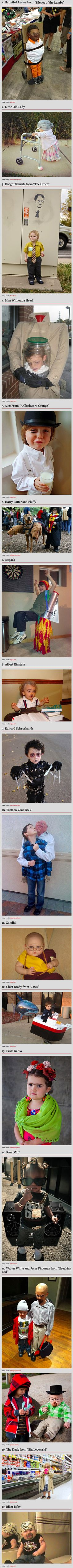 24 Extremely Clever Halloween Costumes for Kids That Deserve an Award - TechEBlog