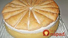Francúzska šľahačková torta: Luxusný dezert z lístkového cesta a famózneho krému!