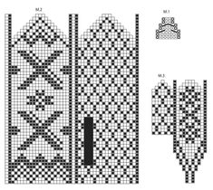 DROPS  norweigan pattern, knitted but you can use the diagram for tapestry crochet. choose english