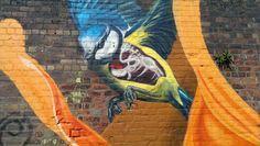 Leith Links Art Uk, Street Art