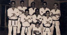 Família. Os Gracie, oriundos de Belém do Pará, ajudaram a difundir o jiu-jitsu